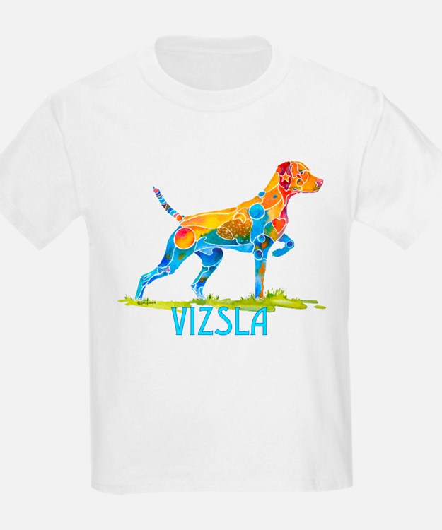 Vizsla on Point Gifts T-Shirt