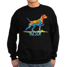 Vizsla on Point Gifts Sweatshirt