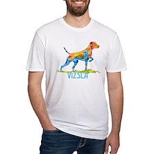Vizsla on Point Gifts Shirt