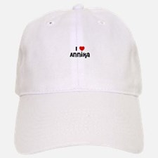 I * Annika Baseball Baseball Cap