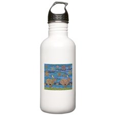 Year of the Rabbit Water Bottle