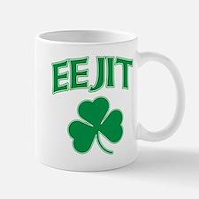 Eejit Irish Mug