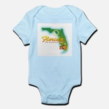 Florida Infant Bodysuit