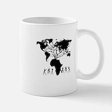Africa Genealogy Tree Mug