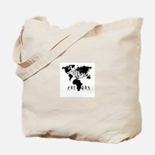 Africa Genealogy Tree Tote Bag