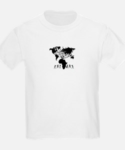 Africa Genealogy Tree T-Shirt