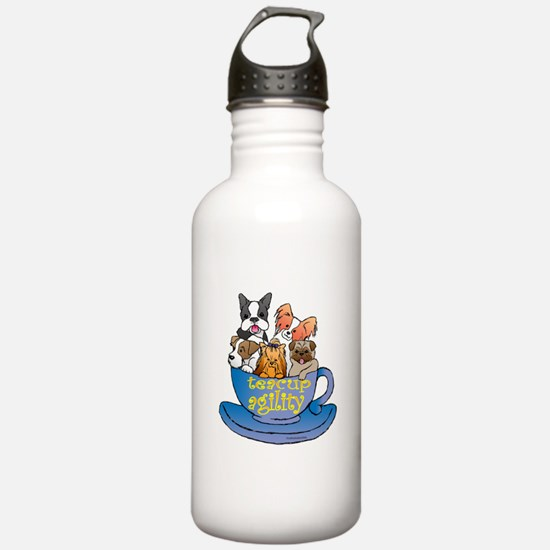 Teacup Agility Water Bottle