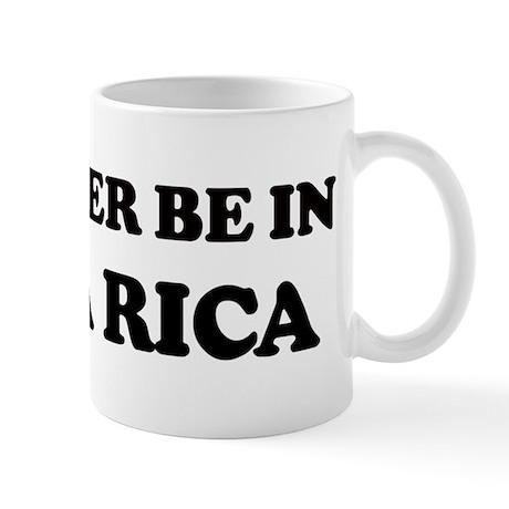 Rather be in Costa Rica Mug