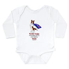 Super Border Collie - everyth Long Sleeve Infant B