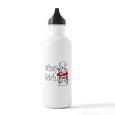 Winey Dalmatian Water Bottle