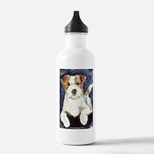 Jack Russell Terrier 2 Water Bottle