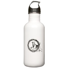 Airedale Water Bottle