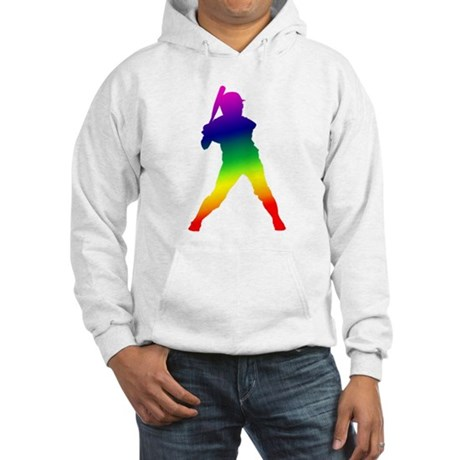 Batter Up! Hooded Sweatshirt