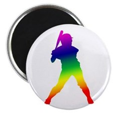 "Batter Up! 2.25"" Magnet (100 pack)"