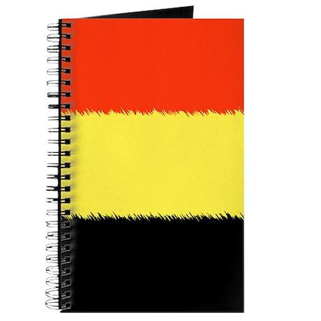 Flag of Belgium Journal