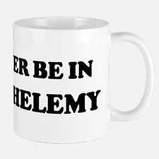 Rather be in St. Barthelemy Mug