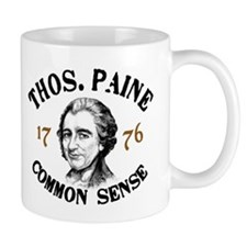 Thomas Paine - Common Sense Mug