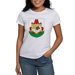 Bermuda Coat Of Arms Women's T-Shirt