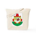 Bermuda Coat Of Arms Tote Bag