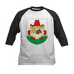 Bermuda Coat Of Arms Kids Baseball Jersey