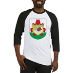 Bermuda Coat Of Arms Baseball Jersey