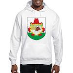 Bermuda Coat Of Arms Hooded Sweatshirt