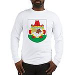 Bermuda Coat Of Arms Long Sleeve T-Shirt