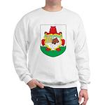 Bermuda Coat Of Arms Sweatshirt
