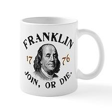 Ben Franklin - Join or Die Mug