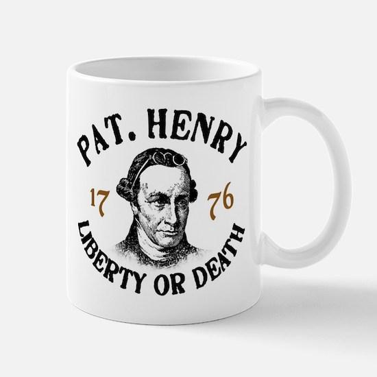 Patrick Henry - Liberty or Death Mug