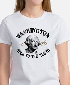 Washington - Hold Fast Women's T-Shirt