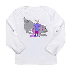 Junior Handler Long Sleeve Infant T-Shirt