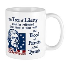 Thomas Jefferson Tree of Liberty Mug