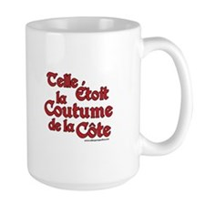 Brethren Coffee Mug- Cover & Coutume