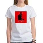 Castro - A Cuban I'd Like to Smoke Women's T-Shirt