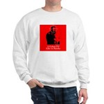 Castro - A Cuban I'd Like to Smoke Sweatshirt