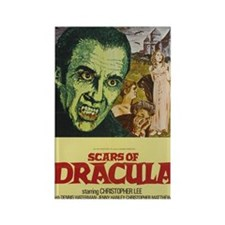 Scars of Dracula Magnets