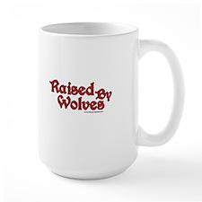 Raised By Wolves Mug - Love/RBW