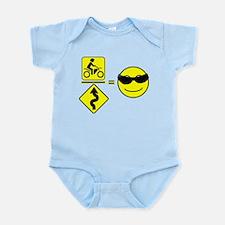 Riding Math Infant Bodysuit