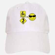 Riding Math Baseball Baseball Cap