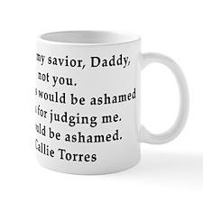 Callie Quote Mug