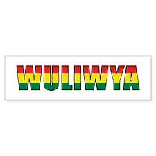 Bolivia (Aymara) Bumper Sticker
