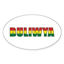 Bolivia (Quechua) Decal