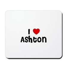 I * Ashton Mousepad