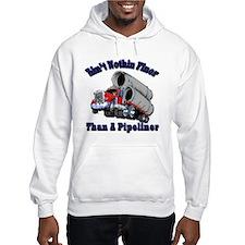 Hooded pipeline Sweatshirt