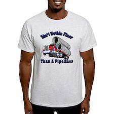 Light pipeline T-Shirt