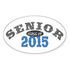Senior Class of 2015 Decal