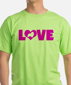 LOVE SHELTIE T-Shirt