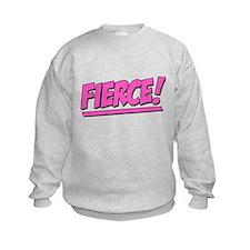 ANTM Fierce! Comic Jumper Sweater