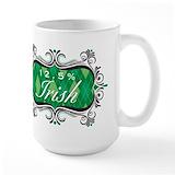 Funny irish Drinkware